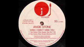 Angie Stone - Wish I Didn't Miss You (Hex Hector / Mac Quayle Vibe Mix) (2002)