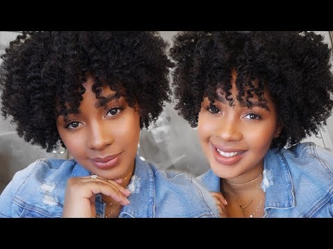 Super Moisturized Defined Twist Out Tutorial   Natural Hair
