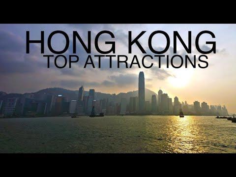 Video Hong Kong - 13 Top Attractions HD