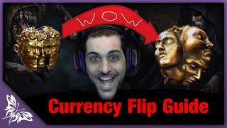 """Currency Flip Guide """"GET RICH NOW"""" 