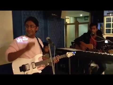 Main Kya Karoon | Barfi! | Pritam | Live Cover Version by Stefan Mathew Collective