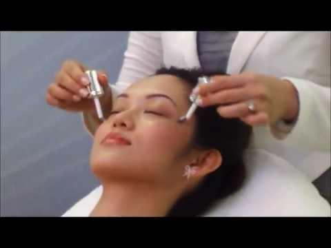 How To Apply Lancôme Génifique Yeux Light-Pearl