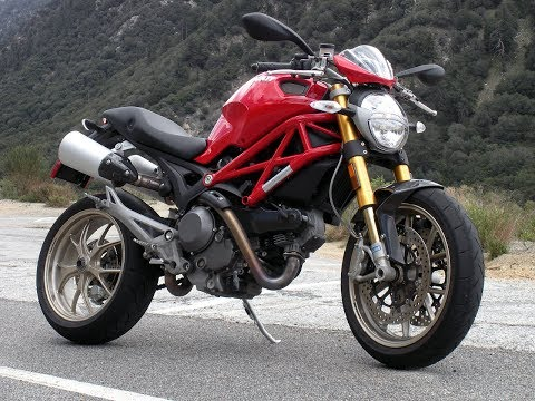 Extraordinary 2010 Ducati Monster 1100 Perfection With 1100CC