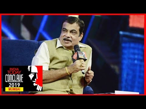 Nitin Gadkari Exclusive : India On Right Track, Will Become $5 Trillion Economy | #ConclaveMumbai19