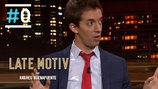Late Motiv: Broncano Lee Vuestros Comentarios En YouTube #LateMotiv109 | #0
