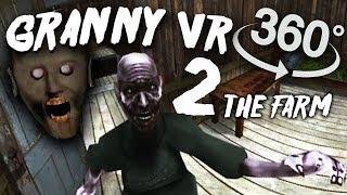 Granny VR 360 #2 (Horror Video Tribute)