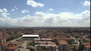 preview picture of video 'Aksaray'a bir de havadan bakalım...'