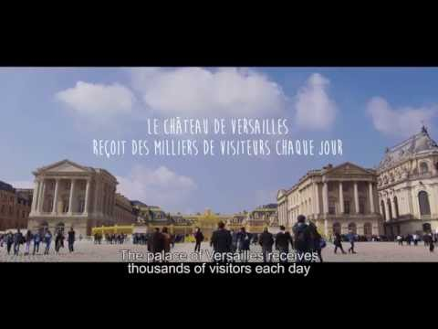 Château de Versailles : ouverture du Pavillon Dufour