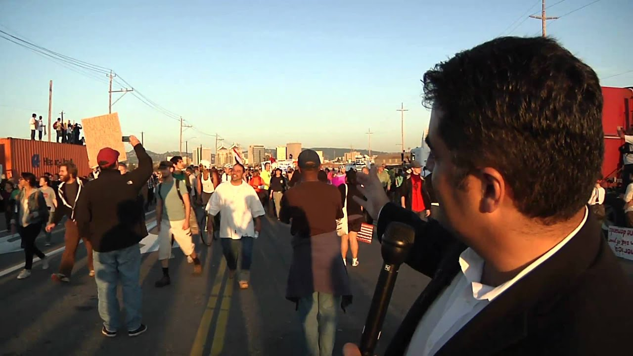 Occupy Oakland Port Shutdown thumbnail