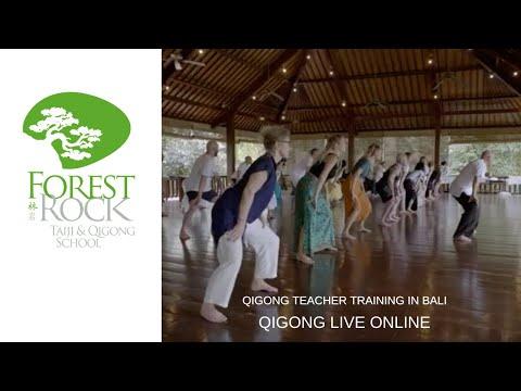 Qigong Teacher Training in Bali - YouTube