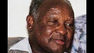 Mwili wa marehemu Kenneth Matiba wateketezwa Lang'ata, kama alivyoagiza miaka 25 iliyopita