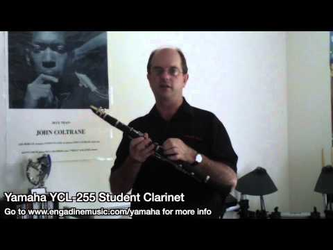 Yamaha YCL 255 Student Clarinet Review