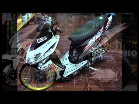 Video Modifikasi Motor vario
