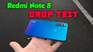 Redmi note 8 drop test