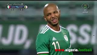 Amical : Algérie 2 – Mexique 2
