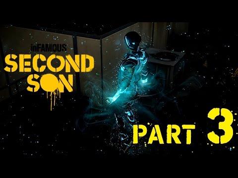 Прохождение Infamous Second Son -  {part 3} Поиски ретрансляторов