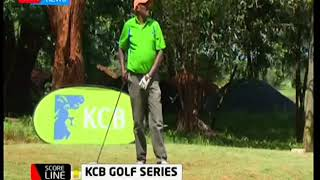 Score Line: KCB golf series