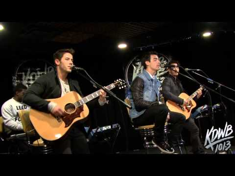 Final Jonas Brothers Performance: 'S.O.S.' In The KDWB Skyroom Mp3