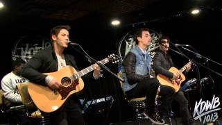 Final Jonas Brothers Performance: 'S.O.S.' in the KDWB Skyroom