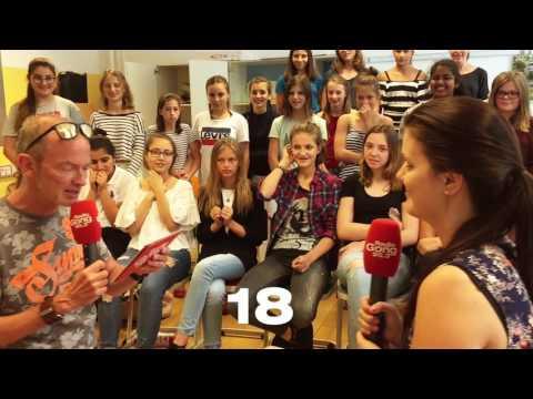 Das Gong 96.3 Schul-Duell - Runde 4 (Maria Ward Gymnasium Nymphenburg)