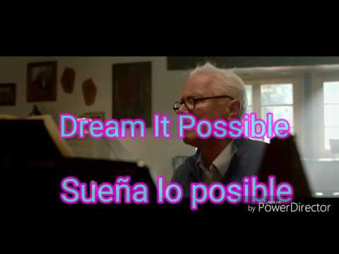 Dream It Possible - Delacey - Sueña Lo Posible