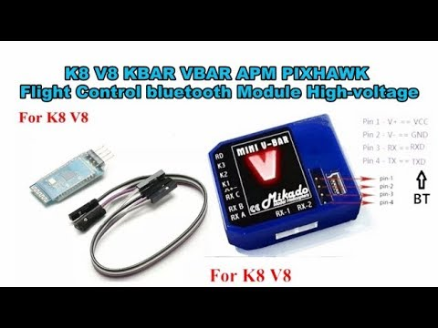 Bluetooth Vbar Set up - En Francais