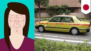 日本計程車再升級!搭車時跟你要臉照
