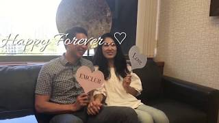 ハワイ婚活なら『EMCLUB』!夢の国際結婚!Dさん(アメリカ人男性)×Nさん(日本人女性)カップル! - YouTube