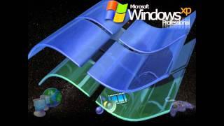 Windows XP log on and log off sounds