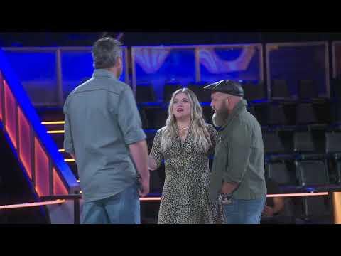 The Voice: The Knockouts Premiere    Kelly Clarkson B-Roll    #SocialNews.XYZ
