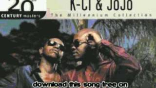 K Ci & Jojo   I Care About You (Babyface Fe   20th Century M