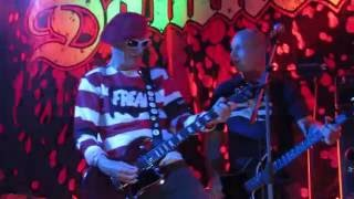 The Damned -   'Smash It Up' -  The Brook, Southampton - 9th June 2016