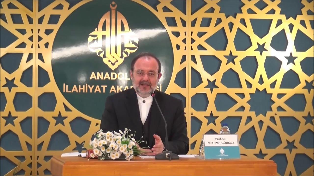 İslami İlimlerde Usûl Geleneği I Anadolu İlahiyat Akademisi