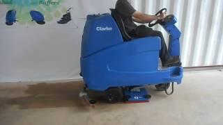 Clarke Boost 32 Rider Floor Scrubber