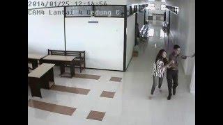 CCTV Rekaman Detikdetik Gempa Jogjakarta Part 1