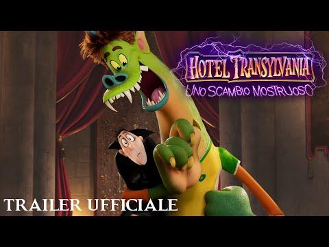 Hotel Transylvania: Uno Scambio Mostruoso – Il trailer italiano