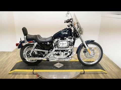 2002 Harley-Davidson XL1200C Sportster in Wauconda, Illinois