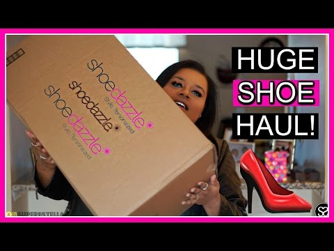 HUGE SHOEDAZZLE HAUL & REVIEW | NEW SHOE COLLECTION!