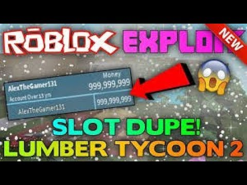 Roblox Lumber Tycoon 2 Money Dupe Script - Robux Hack Extension