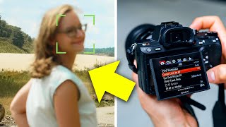 5 HACKS to NAIL YOUR FOCUS When Shooting Video
