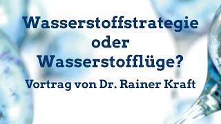 Rainer Kraft entlarvt die Wasserstofflüge der Bundesregierung