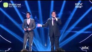 اغاني حصرية Arab Idol - حاتم العراقي و قصي حاتم - فوق إرفع إيدك تحميل MP3