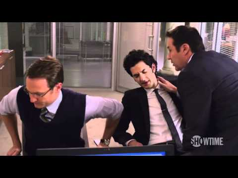 House of Lies Fridays at Galweather: Webisode - Sexual Harassment