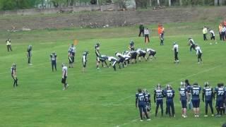 Budapest Cowbells 2. vs. Budapest Eagles 2017.04.29.