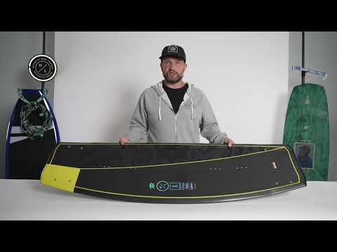 Hyperlite 2022 Riot Loaded Wakeboard