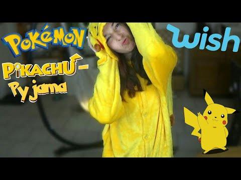 Pikachu Pyjama von Wish   Pokémon Cosplay