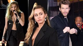 Unfortunate reason Liam wasn't with Miley Cyrus at the 2019 Grammy