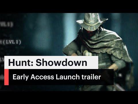 Hunt: Showdown | Early Access Launch trailer thumbnail