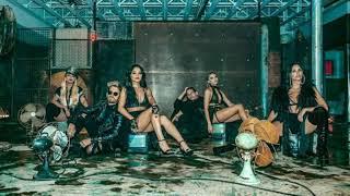 Mi Mala (Remix)(Letra) - Mau y Ricky Ft Karol G,Becky G,Lali y Leslie Grace
