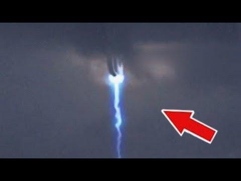 10 vreemde fenomenen in de lucht vastgelegd op camera